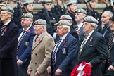 Remembrance Sunday at the Cenotaph 2015: Group B22, Royal Scots Dragoon Guards. Cenotaph, Whitehall, London SW1, London, Greater London, United Kingdom, on 08 November 2015 at 11:40, image #170