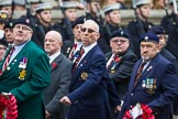 Remembrance Sunday at the Cenotaph 2015: Group B23, Royal Scots Dragoon Guards. Cenotaph, Whitehall, London SW1, London, Greater London, United Kingdom, on 08 November 2015 at 11:41, image #181