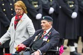 Remembrance Sunday at the Cenotaph 2015: Group B23, Royal Scots Dragoon Guards. Cenotaph, Whitehall, London SW1, London, Greater London, United Kingdom, on 08 November 2015 at 11:41, image #183