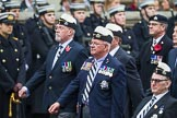 Remembrance Sunday at the Cenotaph 2015: Group B27, 17/21 Lancers. Cenotaph, Whitehall, London SW1, London, Greater London, United Kingdom, on 08 November 2015 at 11:41, image #212