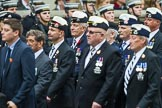 Remembrance Sunday at the Cenotaph 2015: Group B27, 17/21 Lancers. Cenotaph, Whitehall, London SW1, London, Greater London, United Kingdom, on 08 November 2015 at 11:41, image #214