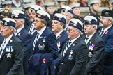 Remembrance Sunday at the Cenotaph 2015: Group B27, 17/21 Lancers. Cenotaph, Whitehall, London SW1, London, Greater London, United Kingdom, on 08 November 2015 at 11:41, image #216