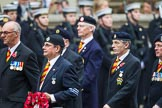 Remembrance Sunday at the Cenotaph 2015: Group B28, JLR RAC Old Boys' Association. Cenotaph, Whitehall, London SW1, London, Greater London, United Kingdom, on 08 November 2015 at 11:42, image #226