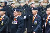 Remembrance Sunday at the Cenotaph 2015: Group B28, JLR RAC Old Boys' Association. Cenotaph, Whitehall, London SW1, London, Greater London, United Kingdom, on 08 November 2015 at 11:42, image #227