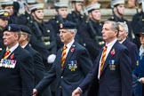 Remembrance Sunday at the Cenotaph 2015: Group B28, JLR RAC Old Boys' Association. Cenotaph, Whitehall, London SW1, London, Greater London, United Kingdom, on 08 November 2015 at 11:42, image #228