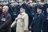 Remembrance Sunday at the Cenotaph 2015: Group B31, Beachley Old Boys Association. Cenotaph, Whitehall, London SW1, London, Greater London, United Kingdom, on 08 November 2015 at 11:42, image #238