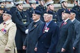 Remembrance Sunday at the Cenotaph 2015: Group B31, Beachley Old Boys Association. Cenotaph, Whitehall, London SW1, London, Greater London, United Kingdom, on 08 November 2015 at 11:42, image #239