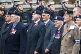 Remembrance Sunday at the Cenotaph 2015: Group B31, Beachley Old Boys Association. Cenotaph, Whitehall, London SW1, London, Greater London, United Kingdom, on 08 November 2015 at 11:42, image #240