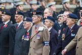 Remembrance Sunday at the Cenotaph 2015: Group B31, Beachley Old Boys Association. Cenotaph, Whitehall, London SW1, London, Greater London, United Kingdom, on 08 November 2015 at 11:42, image #241