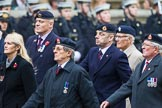 Remembrance Sunday at the Cenotaph 2015: Group B31, Beachley Old Boys Association. Cenotaph, Whitehall, London SW1, London, Greater London, United Kingdom, on 08 November 2015 at 11:42, image #245