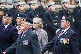 Remembrance Sunday at the Cenotaph 2015: Group B31, Beachley Old Boys Association. Cenotaph, Whitehall, London SW1, London, Greater London, United Kingdom, on 08 November 2015 at 11:42, image #247
