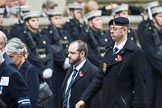Remembrance Sunday at the Cenotaph 2015: Group B33, Gallipoli & Dardenelles International. Cenotaph, Whitehall, London SW1, London, Greater London, United Kingdom, on 08 November 2015 at 11:43, image #255
