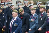 Remembrance Sunday at the Cenotaph 2015: Group B33, Gallipoli & Dardenelles International. Cenotaph, Whitehall, London SW1, London, Greater London, United Kingdom, on 08 November 2015 at 11:43, image #257