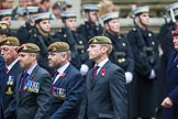 Remembrance Sunday at the Cenotaph 2015: Group B34, Special Observers Association. Cenotaph, Whitehall, London SW1, London, Greater London, United Kingdom, on 08 November 2015 at 11:43, image #263