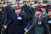 Remembrance Sunday at the Cenotaph 2015: Group B35, The Parachute Squadron Royal Armoured Corps (New for 2015). Cenotaph, Whitehall, London SW1, London, Greater London, United Kingdom, on 08 November 2015 at 11:43, image #264