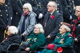 Remembrance Sunday at the Cenotaph 2015: Group B37, Women's Royal Army Corps Association. Cenotaph, Whitehall, London SW1, London, Greater London, United Kingdom, on 08 November 2015 at 11:43, image #281