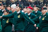 Remembrance Sunday at the Cenotaph 2015: Group B37, Women's Royal Army Corps Association. Cenotaph, Whitehall, London SW1, London, Greater London, United Kingdom, on 08 November 2015 at 11:43, image #297