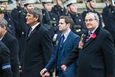 Remembrance Sunday at the Cenotaph 2015: Group B40, British Resistance Movement (Coleshill Auxiliary Research Team). Cenotaph, Whitehall, London SW1, London, Greater London, United Kingdom, on 08 November 2015 at 11:44, image #317