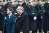Remembrance Sunday at the Cenotaph 2015: Group B40, British Resistance Movement (Coleshill Auxiliary Research Team). Cenotaph, Whitehall, London SW1, London, Greater London, United Kingdom, on 08 November 2015 at 11:44, image #318