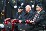 Remembrance Sunday at the Cenotaph 2015: Group B41, British Limbless Ex-Service Men's Association. Cenotaph, Whitehall, London SW1, London, Greater London, United Kingdom, on 08 November 2015 at 11:44, image #327