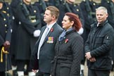 Remembrance Sunday at the Cenotaph 2015: Group B42, British Ex-Services Wheelchair Sports Association. Cenotaph, Whitehall, London SW1, London, Greater London, United Kingdom, on 08 November 2015 at 11:44, image #341