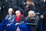 Remembrance Sunday at the Cenotaph 2015: Group B45, The Royal Star & Garter Homes. Cenotaph, Whitehall, London SW1, London, Greater London, United Kingdom, on 08 November 2015 at 11:45, image #368