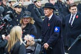 Remembrance Sunday at the Cenotaph 2015: Group B45, The Royal Star & Garter Homes. Cenotaph, Whitehall, London SW1, London, Greater London, United Kingdom, on 08 November 2015 at 11:45, image #369