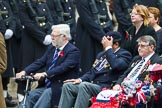 Remembrance Sunday at the Cenotaph 2015: Group B46, Combat Stress. Cenotaph, Whitehall, London SW1, London, Greater London, United Kingdom, on 08 November 2015 at 11:46, image #374
