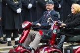 Remembrance Sunday at the Cenotaph 2015: Group B46, Combat Stress. Cenotaph, Whitehall, London SW1, London, Greater London, United Kingdom, on 08 November 2015 at 11:46, image #387