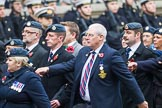 Remembrance Sunday at the Cenotaph 2015: Group C1, Royal Air Forces Association. Cenotaph, Whitehall, London SW1, London, Greater London, United Kingdom, on 08 November 2015 at 11:46, image #401