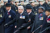 Remembrance Sunday at the Cenotaph 2015: C2, Royal Air Force Regiment Association. Cenotaph, Whitehall, London SW1, London, Greater London, United Kingdom, on 08 November 2015 at 11:47, image #410