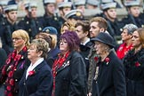 Remembrance Sunday at the Cenotaph 2015: C2, Royal Air Force Regiment Association. Cenotaph, Whitehall, London SW1, London, Greater London, United Kingdom, on 08 November 2015 at 11:47, image #433