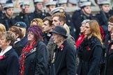Remembrance Sunday at the Cenotaph 2015: C2, Royal Air Force Regiment Association. Cenotaph, Whitehall, London SW1, London, Greater London, United Kingdom, on 08 November 2015 at 11:47, image #434