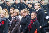 Remembrance Sunday at the Cenotaph 2015: C2, Royal Air Force Regiment Association. Cenotaph, Whitehall, London SW1, London, Greater London, United Kingdom, on 08 November 2015 at 11:47, image #436