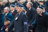 Remembrance Sunday at the Cenotaph 2015: Group C6, RAFLING Association. Cenotaph, Whitehall, London SW1, London, Greater London, United Kingdom, on 08 November 2015 at 11:48, image #467