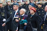 Remembrance Sunday at the Cenotaph 2015: Group C7, 6 Squadron (Royal Air Force) Association. Cenotaph, Whitehall, London SW1, London, Greater London, United Kingdom, on 08 November 2015 at 11:48, image #472