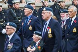 Remembrance Sunday at the Cenotaph 2015: Group C12, Royal Air Force Mountain Rescue Association. Cenotaph, Whitehall, London SW1, London, Greater London, United Kingdom, on 08 November 2015 at 11:49, image #487