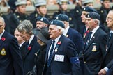 Remembrance Sunday at the Cenotaph 2015: Group C12, Royal Air Force Mountain Rescue Association. Cenotaph, Whitehall, London SW1, London, Greater London, United Kingdom, on 08 November 2015 at 11:49, image #490