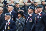 Remembrance Sunday at the Cenotaph 2015: Group C12, Royal Air Force Mountain Rescue Association. Cenotaph, Whitehall, London SW1, London, Greater London, United Kingdom, on 08 November 2015 at 11:49, image #492