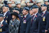 Remembrance Sunday at the Cenotaph 2015: Group C12, Royal Air Force Mountain Rescue Association. Cenotaph, Whitehall, London SW1, London, Greater London, United Kingdom, on 08 November 2015 at 11:49, image #493
