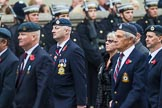 Remembrance Sunday at the Cenotaph 2015: Group C12, Royal Air Force Mountain Rescue Association. Cenotaph, Whitehall, London SW1, London, Greater London, United Kingdom, on 08 November 2015 at 11:49, image #494