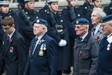 Remembrance Sunday at the Cenotaph 2015: Group C14, Royal Air Force Yatesbury Association. Cenotaph, Whitehall, London SW1, London, Greater London, United Kingdom, on 08 November 2015 at 11:49, image #508