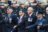 Remembrance Sunday at the Cenotaph 2015: Group C16, RAFSE(s) Assoc (New for 2015). Cenotaph, Whitehall, London SW1, London, Greater London, United Kingdom, on 08 November 2015 at 11:49, image #511