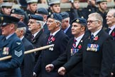 Remembrance Sunday at the Cenotaph 2015: Group C16, RAFSE(s) Assoc (New for 2015). Cenotaph, Whitehall, London SW1, London, Greater London, United Kingdom, on 08 November 2015 at 11:49, image #517