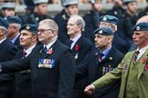 Remembrance Sunday at the Cenotaph 2015: Group C16, RAFSE(s) Assoc (New for 2015). Cenotaph, Whitehall, London SW1, London, Greater London, United Kingdom, on 08 November 2015 at 11:49, image #518