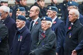 Remembrance Sunday at the Cenotaph 2015: Group C16, RAFSE(s) Assoc (New for 2015). Cenotaph, Whitehall, London SW1, London, Greater London, United Kingdom, on 08 November 2015 at 11:49, image #521