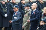 Remembrance Sunday at the Cenotaph 2015: Group C20, Coastal Command & Maritime Air Association. Cenotaph, Whitehall, London SW1, London, Greater London, United Kingdom, on 08 November 2015 at 11:49, image #531