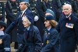 Remembrance Sunday at the Cenotaph 2015: Group C21, Air Sea Rescue & Marine Craft Sections Club. Cenotaph, Whitehall, London SW1, London, Greater London, United Kingdom, on 08 November 2015 at 11:50, image #540