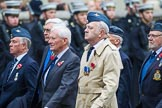 Remembrance Sunday at the Cenotaph 2015: Group C21, Air Sea Rescue & Marine Craft Sections Club. Cenotaph, Whitehall, London SW1, London, Greater London, United Kingdom, on 08 November 2015 at 11:50, image #542