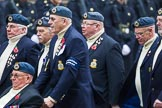 Remembrance Sunday at the Cenotaph 2015: Group C21, Air Sea Rescue & Marine Craft Sections Club. Cenotaph, Whitehall, London SW1, London, Greater London, United Kingdom, on 08 November 2015 at 11:50, image #546